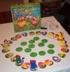 Board Game: Chicken Cha Cha Cha