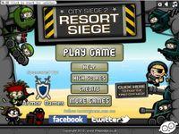 Video Game: City Siege 2: Resort Siege