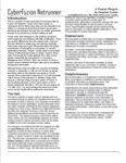 RPG Item: CyberFuzion Netrunner