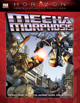 RPG Item: Mechamorphosis