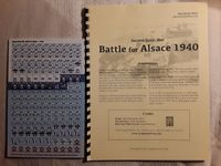 Board Game: Alsace 1940