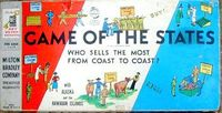 Board Game: Game of the States