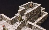 RPG Item: Miscellaneous miniatures, maps, terrain tiles and other accessories