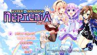 Video Game: Hyperdimension Neptunia Re;Birth1