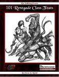 RPG Item: 101 Renegade Class Feats