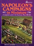 Board Game: Napoleon's Campaigns in Miniature: A wargamer's guide to the Napoleonic Wars 1796-1815
