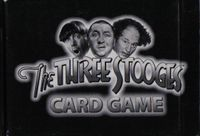 Board Game: The Three Stooges Card Game