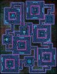 RPG Item: VTT Map Set 294: VR Construct: Library