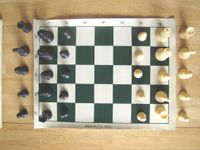 Board Game: Mountain Pass Chess
