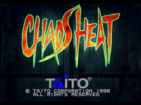 Video Game: Chaos Heat