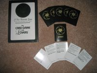 Board Game: The Card Game for Lovers