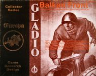 Board Game: Balkan Front