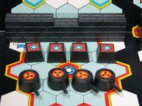 Board Game: Zaxxon