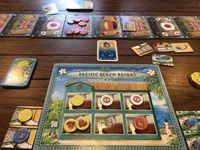 Board Game: Hotel Samoa