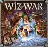 Board Game: Wiz-War (eighth edition)