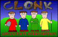Video Game: Clonk Advanced Players Edition