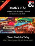 RPG Item: Classic Modules Today CM2: Death's Ride