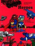 Board Game: Fuzzy Sooper Heroes