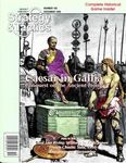 Board Game: Caesar in Gallia: Conquest on the Ancient Frontier