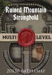 RPG Item: Ruined Mountain Stronghold