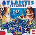 Board Game: Atlantis Treasure