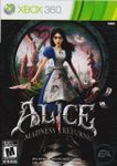 Video Game: Alice: Madness Returns