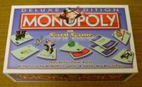 Board Game: Monopoly: The Card Game Deluxe Edition