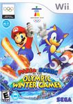 Video Game: Mario & Sonic at the Olympic Winter Games
