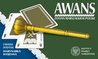 Board Game: Awans: Zostań Marszałkiem Polski