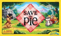 Board Game: Save the Pie