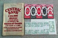 Board Game: Central Bank