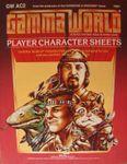 RPG Item: GWAC2: Gamma World Player Character Sheets