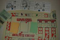 Board Game: Wahlspiel
