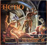 Board Game: Hero: A Game of Adventure in the Catacombs