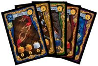 Board Game: Drum Roll: Performer Promo Cards