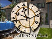 Video Game: Nancy Drew: #12 Secret of the Old Clock