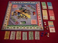 Board Game: Busine$$ GO