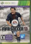 Video Game: FIFA Soccer 13