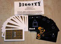 Board Game: Diggity