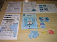 Board Game: Hornet Leader II