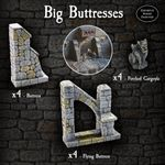 RPG Item: Big Buttresses Pack