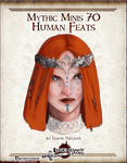 RPG Item: Mythic Minis 070: Human Feats