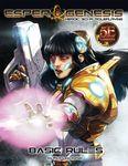 RPG Item: Esper Genesis Basic Rules