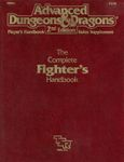 RPG Item: PHBR1: The Complete Fighter's Handbook