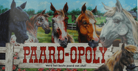 Board Game: Horse-opoly