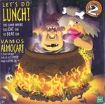 Board Game: Let's Do Lunch!