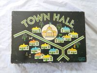 Board Game: Town Hall