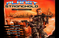 Video Game: Planet Stronghold