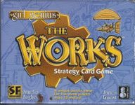 Board Game: Girl Genius: The Works
