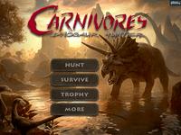 Video Game: Carnivores: Dinosaur Hunter